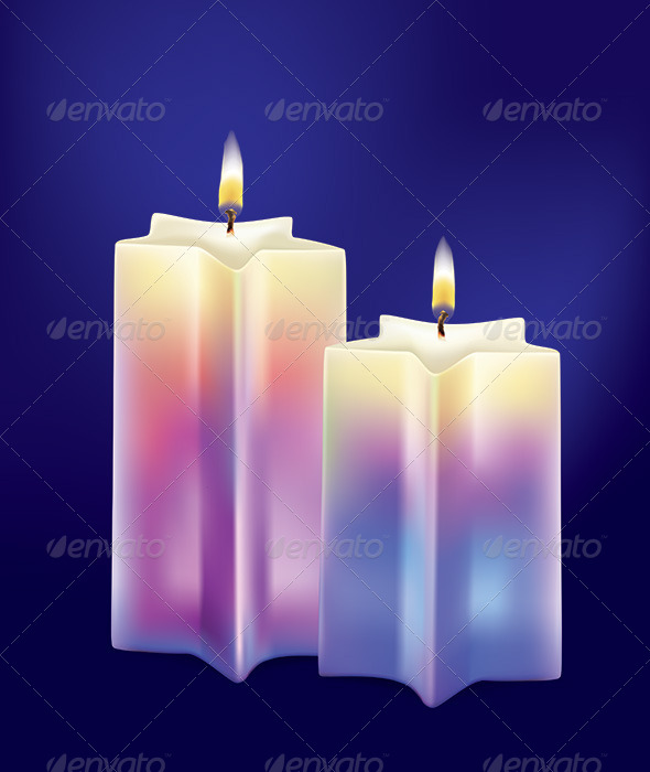 GraphicRiver Candles 6733286