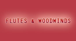 Flutes & Woodwinds
