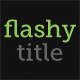 FlashyTitle - easy title bar notifications!