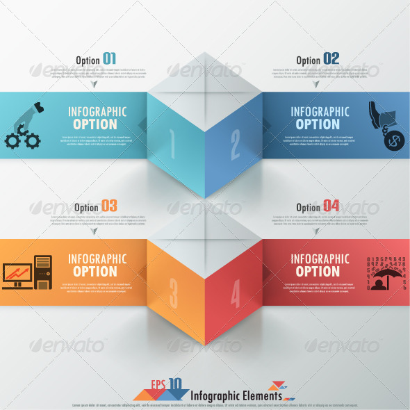 GraphicRiver Modern Infographics Options Banner 6734617