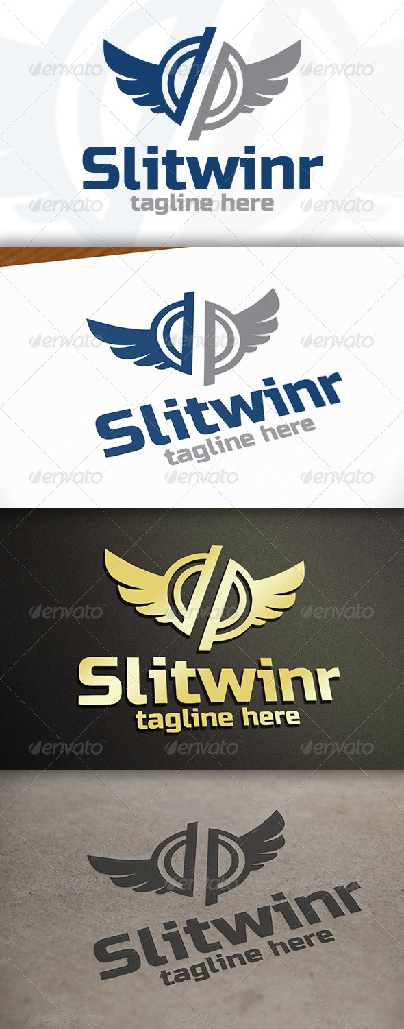 GraphicRiver Wing Logo 6734649