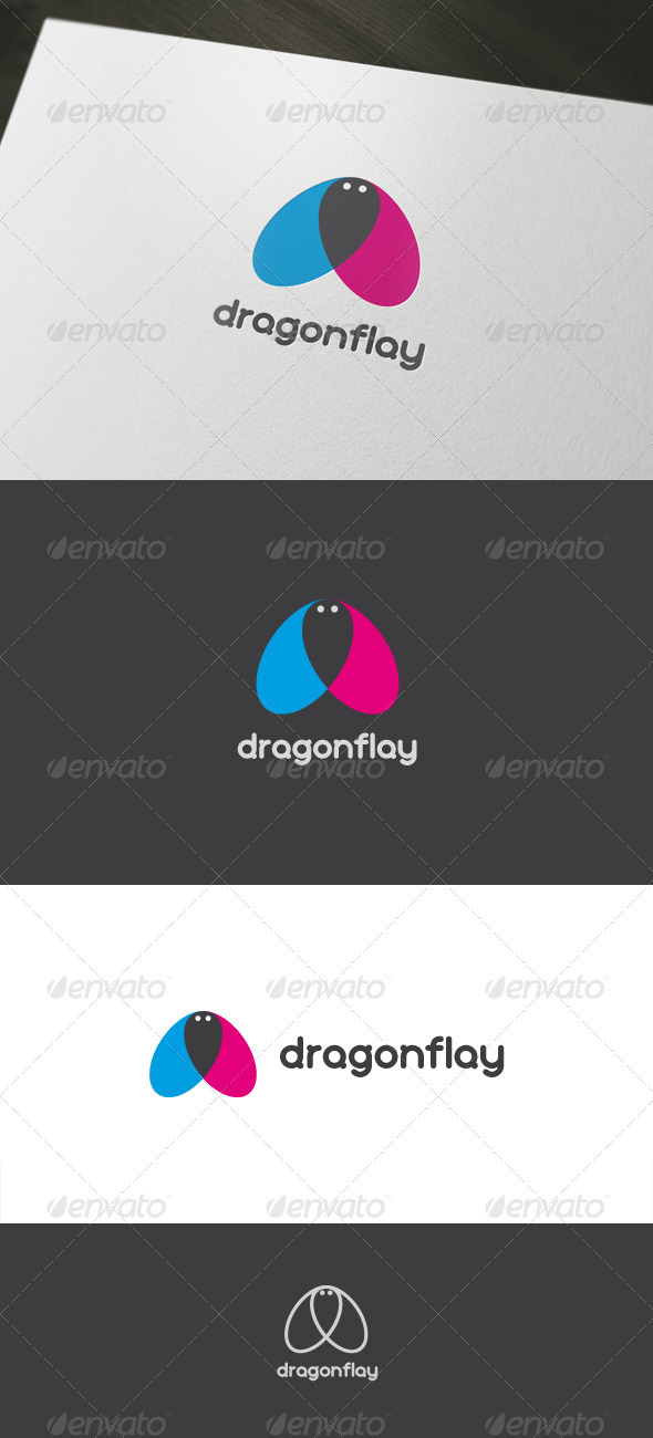 GraphicRiver Dragonflay 706005