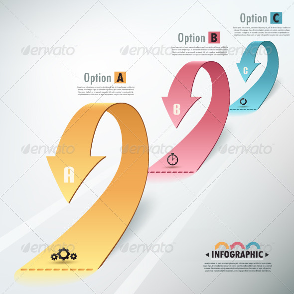 GraphicRiver Modern Infographic Options Banner 6735095