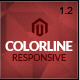 Colorline - Responsive Magento Theme