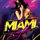 Miami Lights Flyer - GraphicRiver Item for Sale