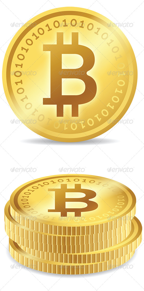 GraphicRiver Bitcoin Digital Currency 6712348