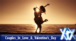 Couples In Love & Valentine's Day
