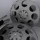 3D Film Reel Model