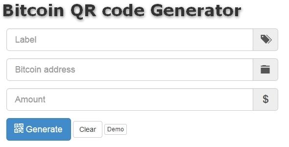 CodeCanyon Bitcoin QR Code Generator 6735753