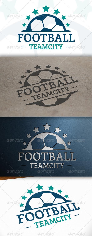 GraphicRiver Football Crest Logo 6719086