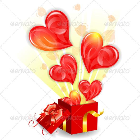 GraphicRiver Valentine s Day Concept 6737212