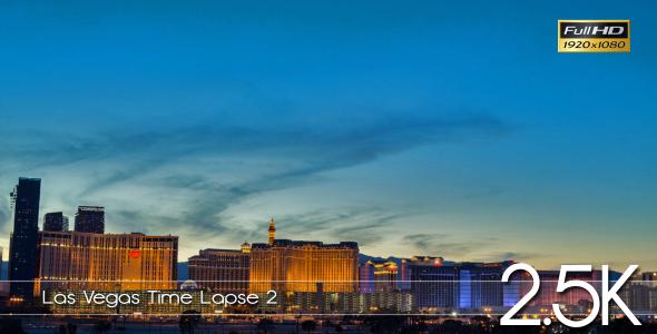 Las Vegas Time Lapse 2