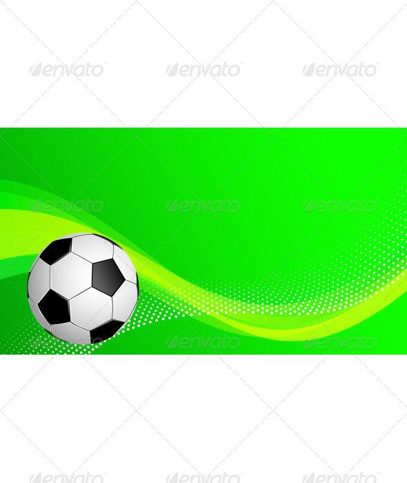 GraphicRiver Football 6731349