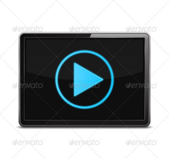 GraphicRiver Video Player 6739329