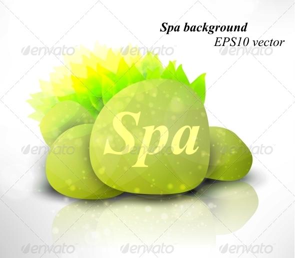 GraphicRiver Spa Background 6740123
