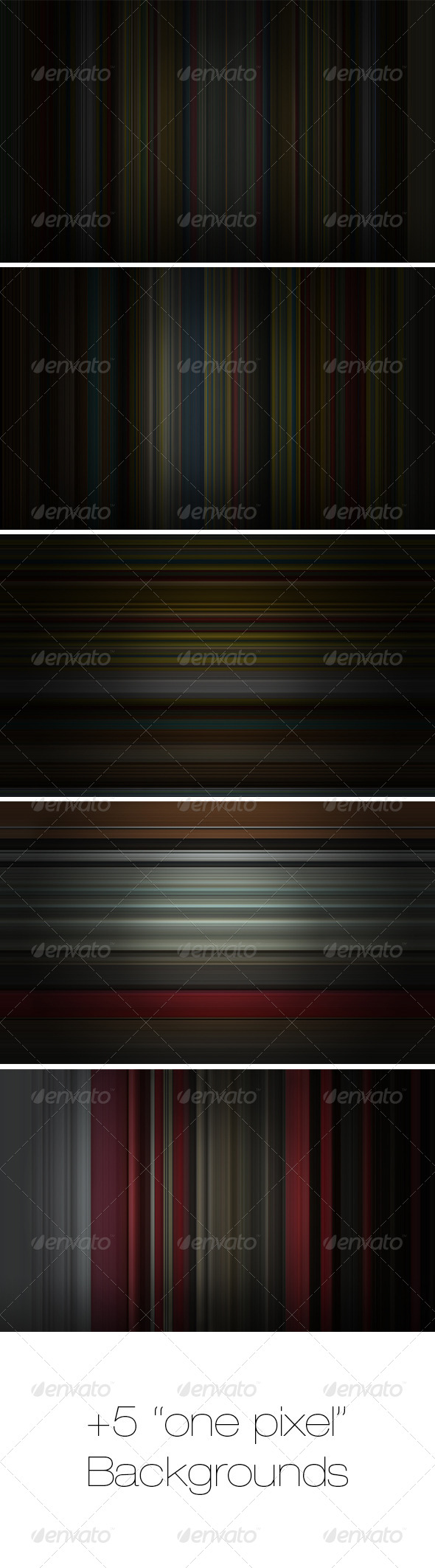 GraphicRiver One pixel backround 6695711