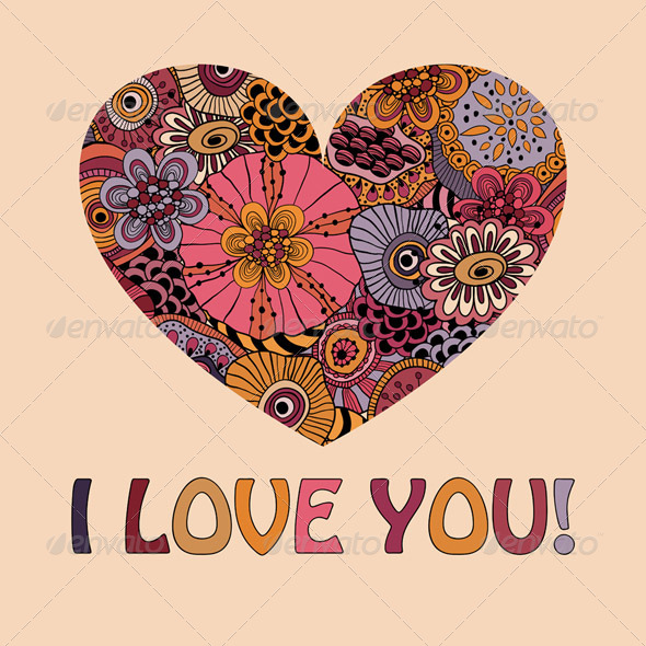 GraphicRiver Valentine s Greeting Card 6740504
