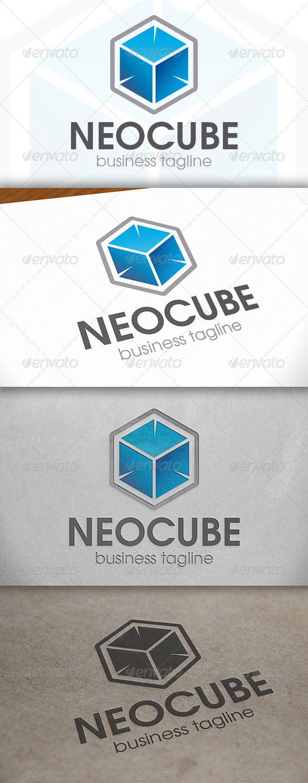 GraphicRiver Cube Logo 6741942