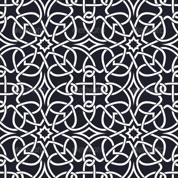 GraphicRiver Seamless Celtic Patterns 6741975
