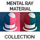 Mental Ray Procedural Tiles 1x3 Offset Color Noise