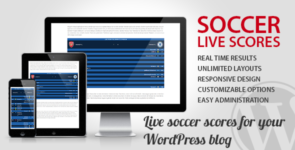 CodeCanyon Soccer Live Scores 6743085