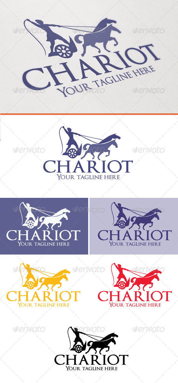 GraphicRiver Chariot 6743180