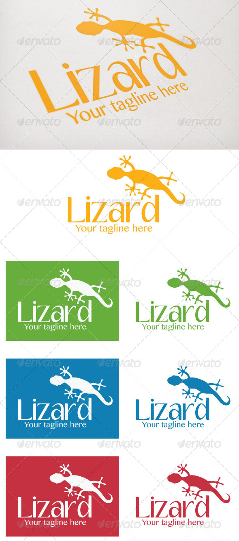 GraphicRiver Lizard 6743603