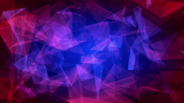 Crystal Faces Background By Twocenters Videohive