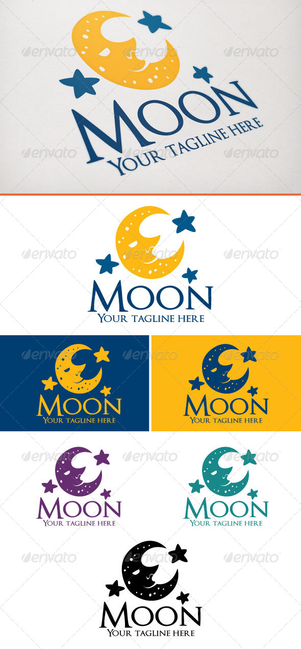 GraphicRiver Moon 6743616