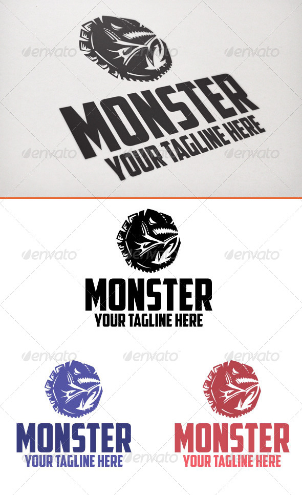 GraphicRiver Monster 6744335