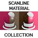 Scanline Proc. Tiles 1x2 Offset V2  Color Noi
