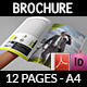 Corporate Brochure Template Vol.23 - 12 Pages - GraphicRiver Item for Sale