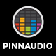 Pinnaudio-audiojungle-logo-icon-v1