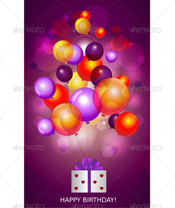 GraphicRiver Happy Birthday 6745527
