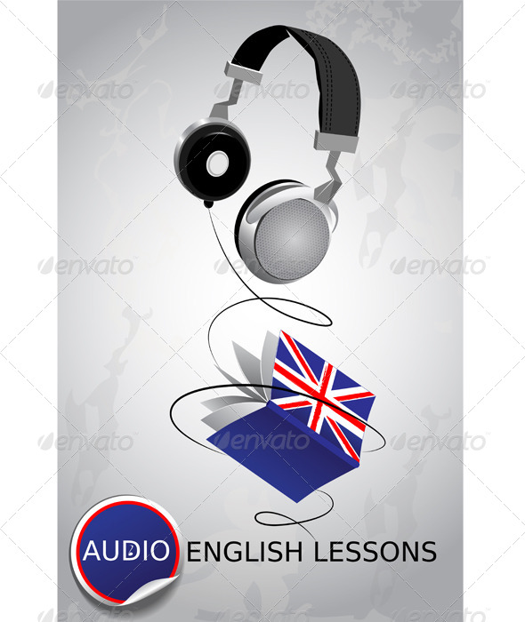GraphicRiver Audio English Lessons 6745632