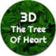 The Tree Of Heart in 3D