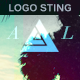 Heavenly Logo Sting