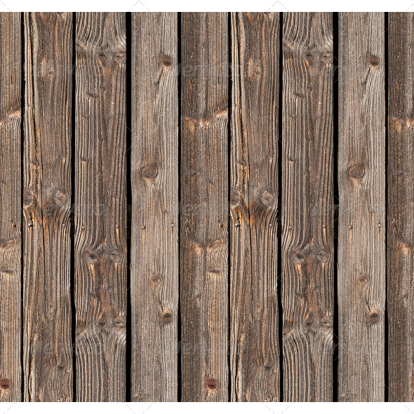 Tileable old wooden planks texture