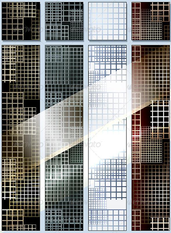 GraphicRiver Seamless lattice pattern 6747307