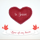 Heart Love Card - VideoHive Item for Sale