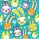 Spring bunnies  - GraphicRiver Item for Sale
