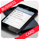 SmartPhone Business Card - GraphicRiver Item for Sale