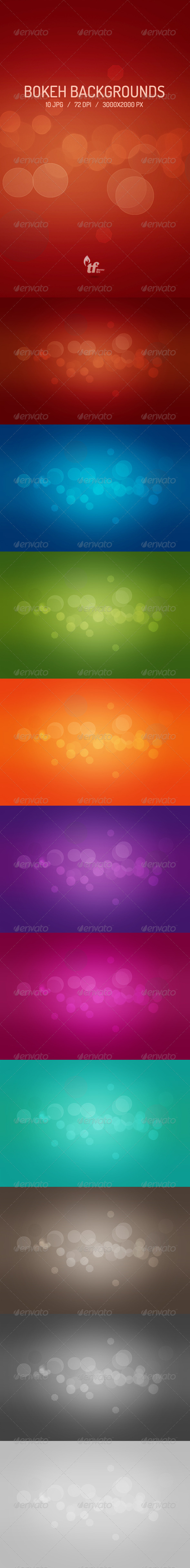 GraphicRiver Bokeh 6750164