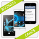 SmartPhone Business Card Bundle