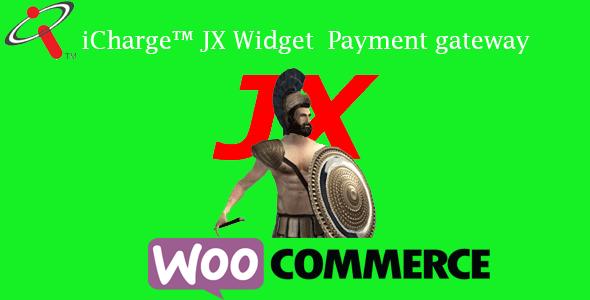 CodeCanyon WooCommerce iCharge JX Widget Payment Gateway 6751208