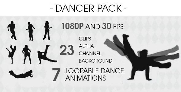 Dancer Pack