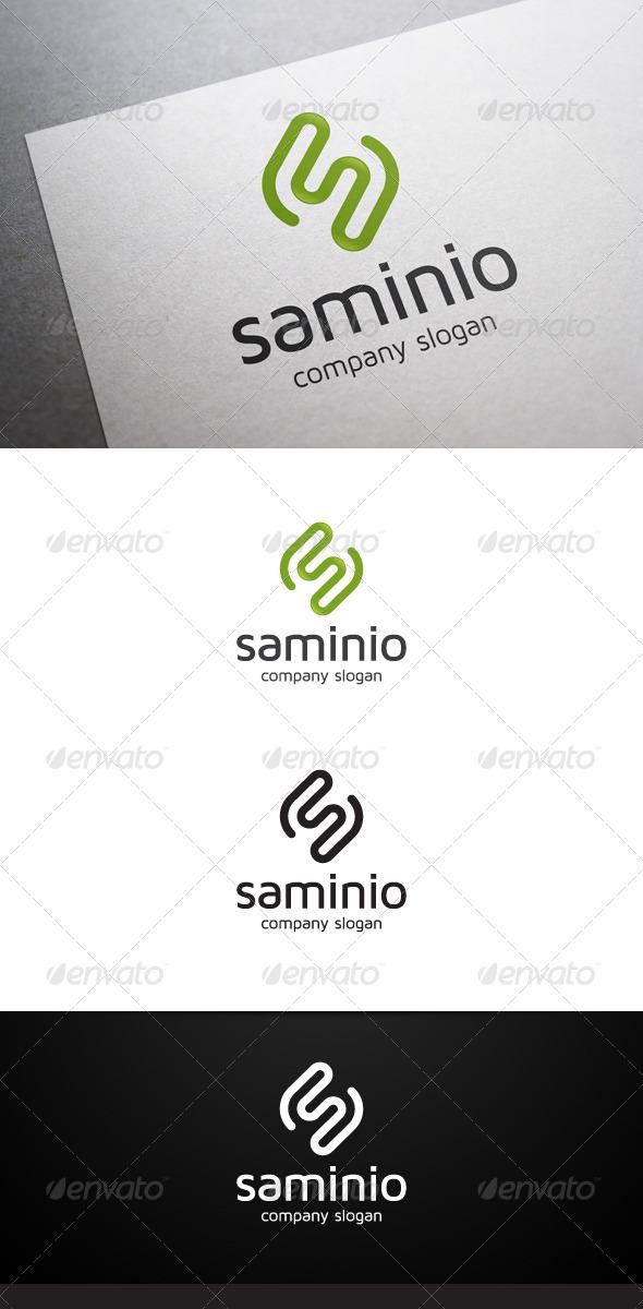 GraphicRiver Saminio S Letter Logo 6751256