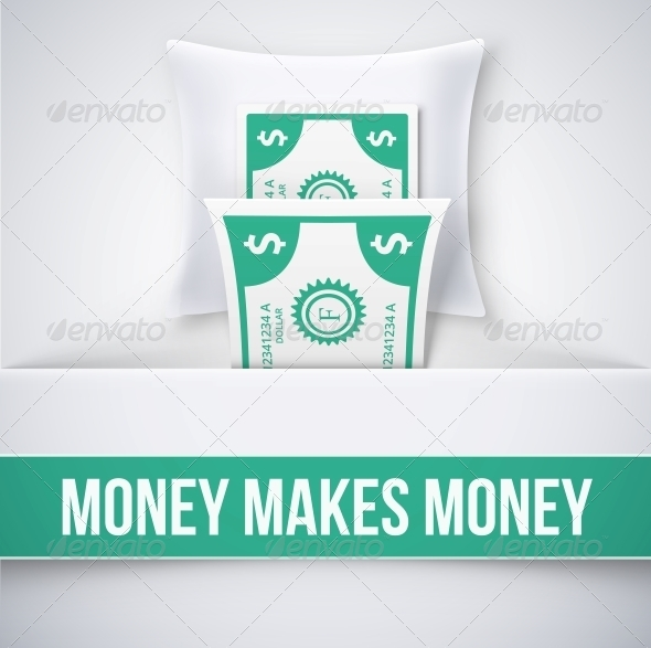 GraphicRiver Money Makes Money 6753715