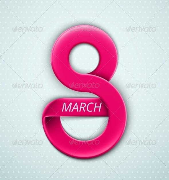GraphicRiver Women s Day 6753742
