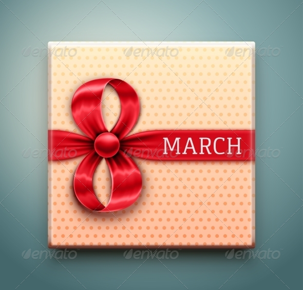 GraphicRiver Gift for 8 March 6753745